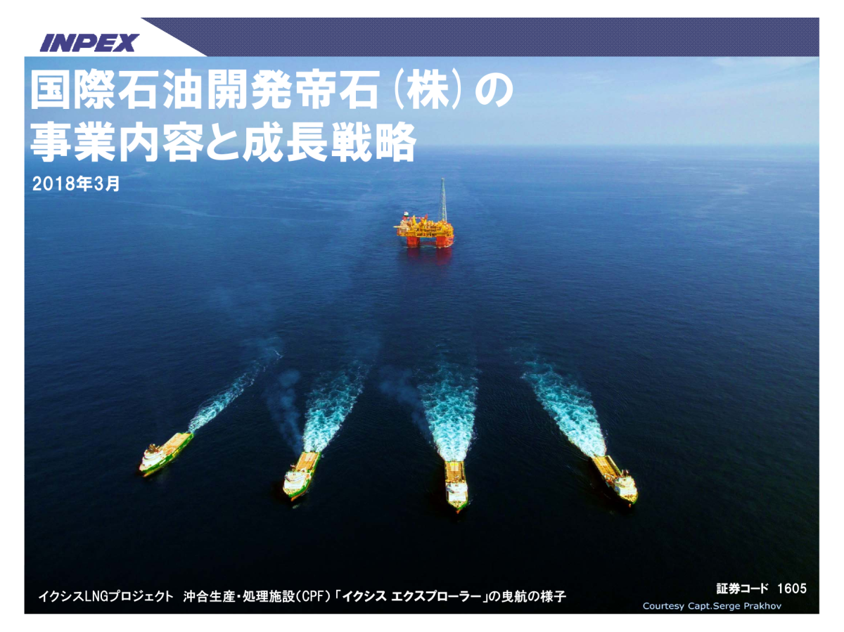 株価 開発 帝 国際 石油 石